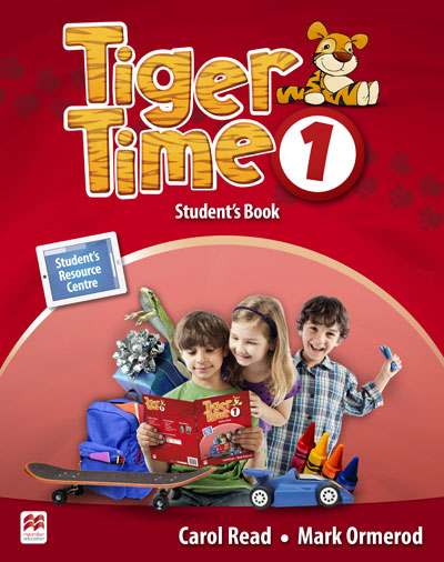 Tiger-Time-Student-book